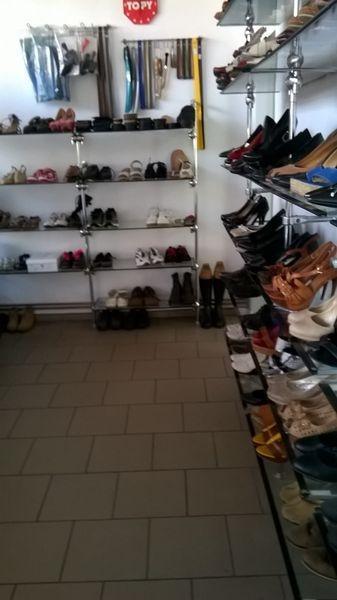 Naprawione buty